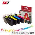 100xl impresoras de inyección de tinta cartucho de tinta compatible lx14n1092( 100xlb) para lg lip3310 lexmark s305 s405 s505
