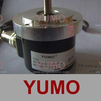 Incremental shaft encoder ISC7008 G01C 1024BZ3 5E DC5V