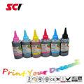 De tinta a granel para epson impresoras de escritorio, de tinta 100ml por botella de color 4 6 color 8 o de color de tinta a granel