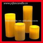 Flameless led candle
