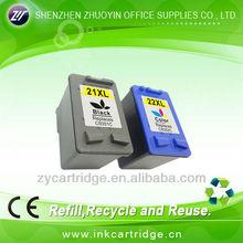 For hp like original ink cartridge for hp21/22 genuine supply