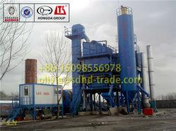 LB1500 Plant Asphalt for Sale 120T/h Modular Design