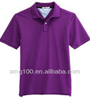High Qulity Preshunk Cotton Men's Polo T-shirts