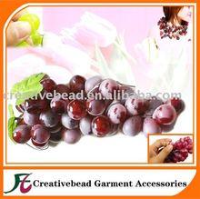 plastica artificiale uva grappolo