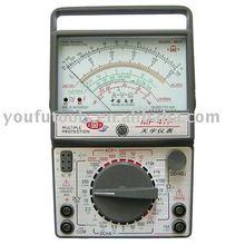Mf-47f analógico multiprobador / multímetro ohmmeter MF47F 2500 V 10A