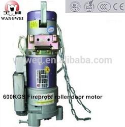 380V 600kgs FJJ Fireproof Electric door motor