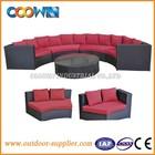 Outdoor Poly Rattan Garden Furniture