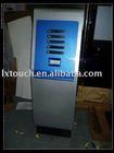Self-service Queue kiosk for bank service