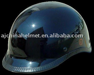 DOT Fiberglass Half Face Helmet HL400