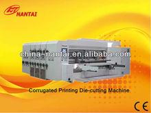 NANTAI-NT0920-IV Automatic Flexo Printing Slotting Diecutting Machine
