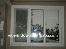 sliding pvc window, high quality with best price pvc sliding windows