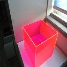 acrylic jewelry display box