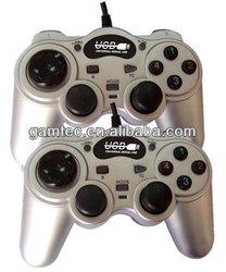 factory price twin usb joystick drivers / Game controller/ Gamepad / Joypad