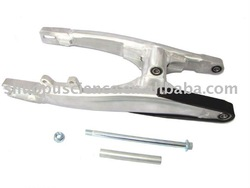 Standard silver aluminum swing arm for linkage pit bike