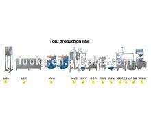 silken Tofu production line/ soft tofu production