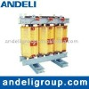 Insulation three coherent type power transformer