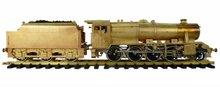 Live Steam Train Model