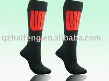 Nylon soccer socks