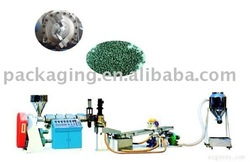 SJ-AW120 water-ring hot cutting plastic pelletizing line