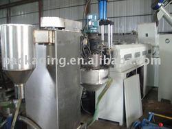 water-ring hot cutting plastic recycling machine (SJ-AW120)