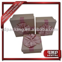 Lady popular jewellery gift box export