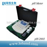Multifunctional benchtop digital lab water quality test instrument meter ph mV T cf ec tds meter