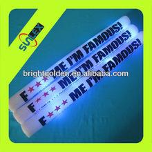 Foam glow stick
