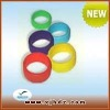 Fashion Colorful Silicon Finger Ring