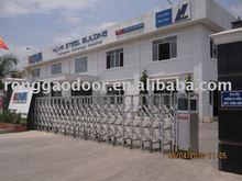 Best Design Automatic Retractable Gate/retractable security door