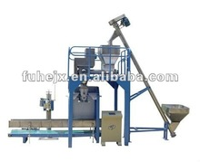 CJD50K-WL15K AUGER PASTIC BAG HEAVY WEIGHT FLOUR 50 KG BAGS PACKING MACHINE