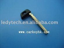 Good price emergency key for toyota Camry smart card,car key shell