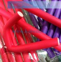 Bendy rollers ,Fashion rubber foam hair roller