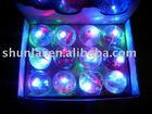 Hot selling LED flashing bouncing ball toys