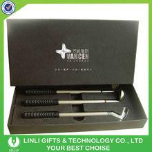 Good quality promotional gift set golf pen