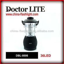 Cheap Plastic Portable 36 LED Hurricane Lantern
