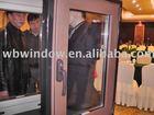 new pvc casement window,pvc window profile manufacturers