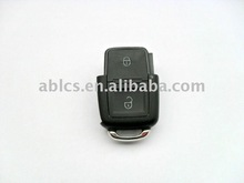 Auto key parts for VW cars 2 button Lower half parts