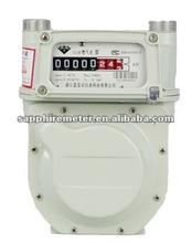 G1.6B Sapphire Diaphragm Household Aluminum Case Gas Meter
