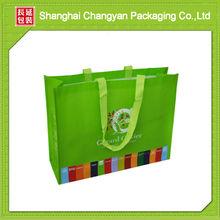 Durable PP Lamination Nonwoven Advertising Bag & PP Shopping Handbag