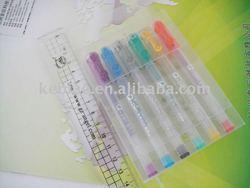 Mini Colorful Metallic Colored Gel Ink Pens