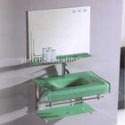 glass washbasin design