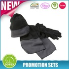 2014 New design promotion gift of hat scarf sets