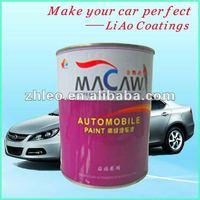 Auto Paint(2K color)-car paint