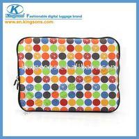 Fashion 14 inch neoprene Laptop Sleeve bag