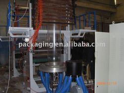 mini plastic film blowing machinery
