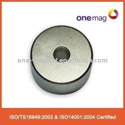 round neodymium magnets with screw holes
