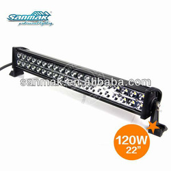20&#39;&#39; auto led light bar 4x4 jeep truck tractor work light led driving lamp SM6021-120