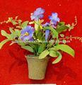 ترتيب الجدول رائعة الاصطناعي الزهور للديكور الربيع