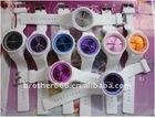 2014 waterproof reloj de silicona barata new jelly quarta OCM sports unisex silicone sport watch ATM3