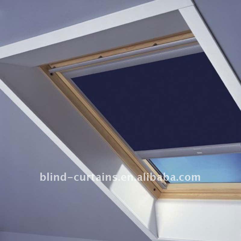 die neue jalousien f r dachfenster gardine produkt id. Black Bedroom Furniture Sets. Home Design Ideas